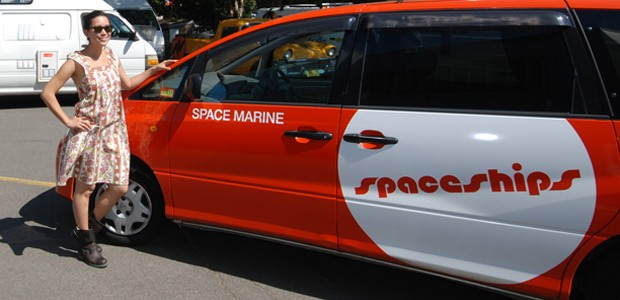 10 things I learned driving a Spaceship