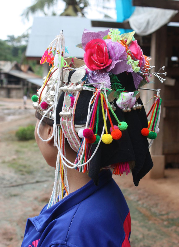 Akha ethnic minority