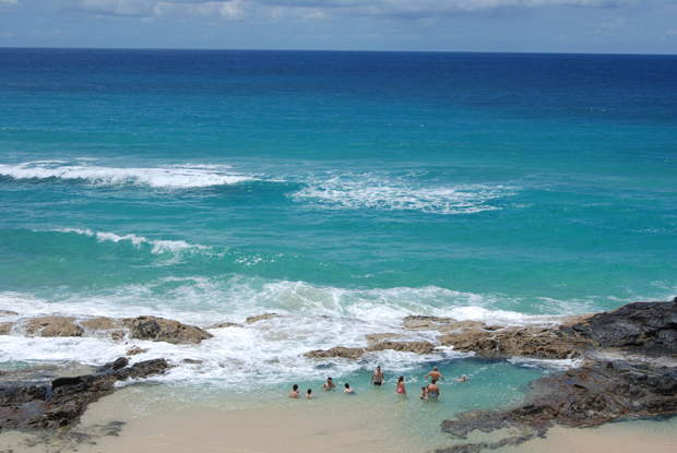 Can You Swim In The Ocean At Fraser Island