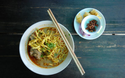 Khao soi: The signature dish of Chiang Mai