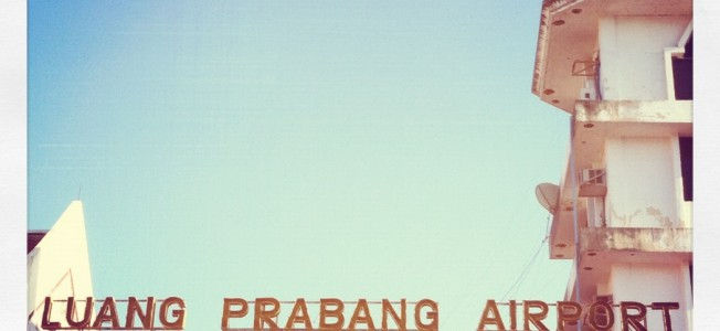 Luang Prabang Diaries: The new airport and the quiet end of an era