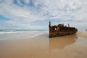 Fraser Island: dingoes, dunes, desolation