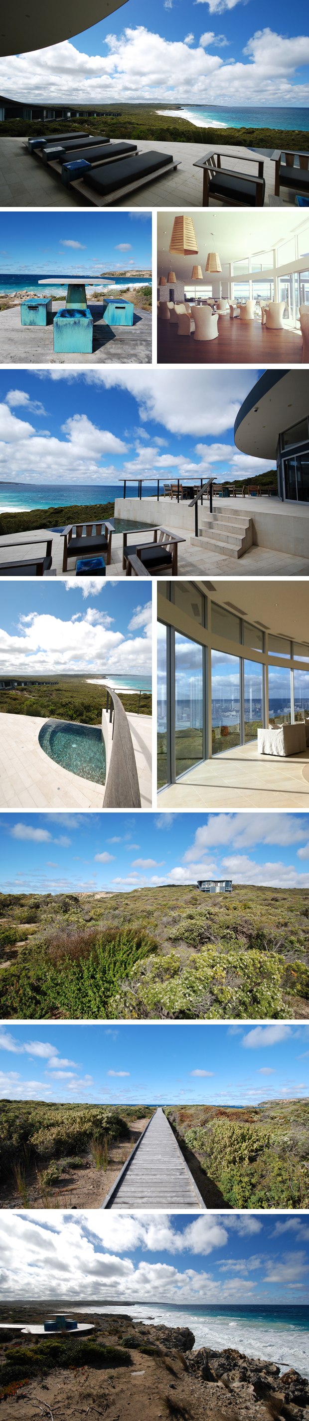Stunning Southern Ocean Lodge
